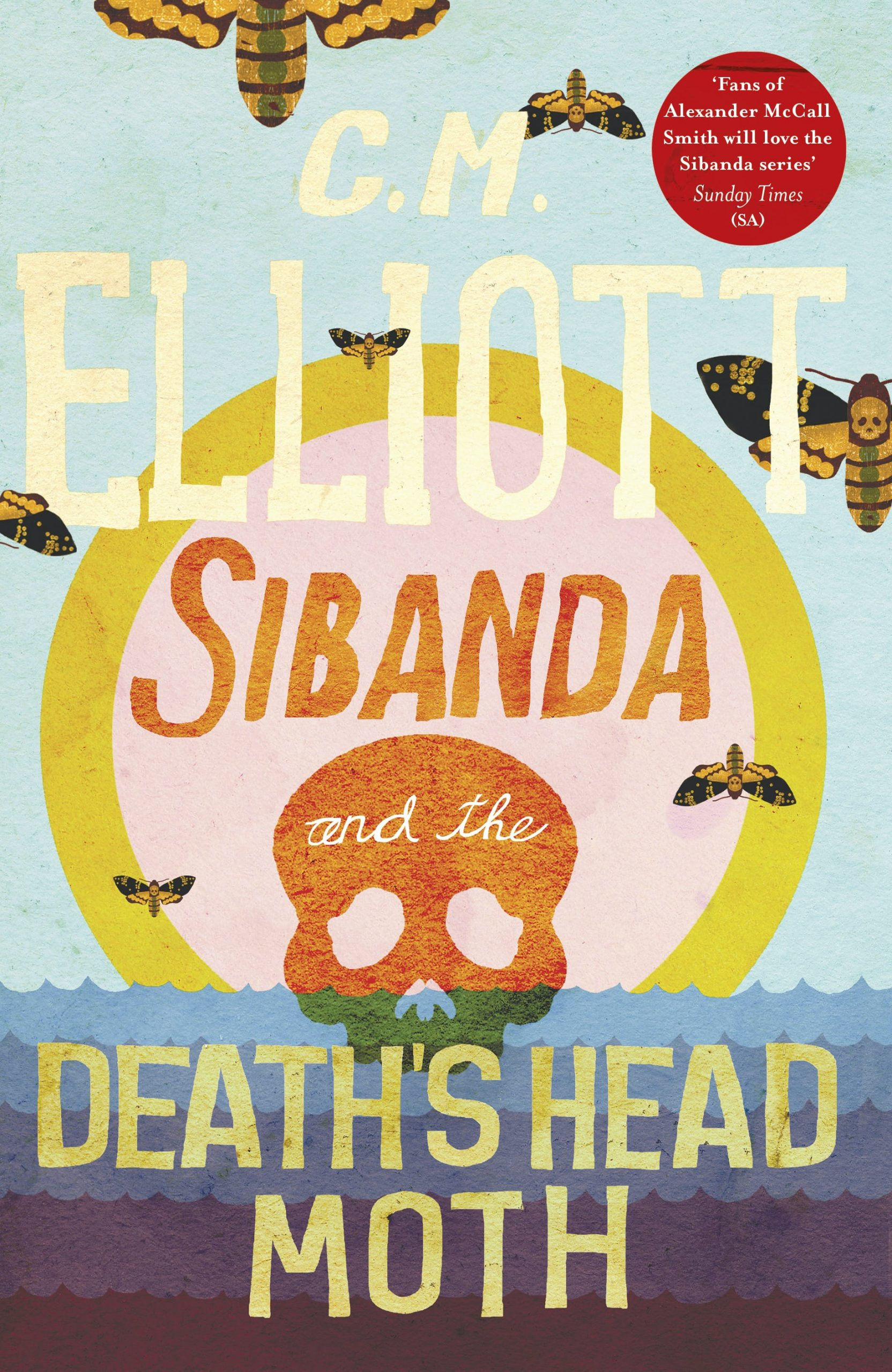 Sibanda and the Death's Head Moth
